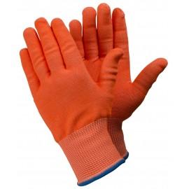 Viiltosuojakäsine Tegera 8 M oranssi - maailman turvallisimmat työkäsineet luokassaan?