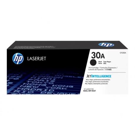 HP 30A Musta Laserkasetti 1,6K (CF230A)