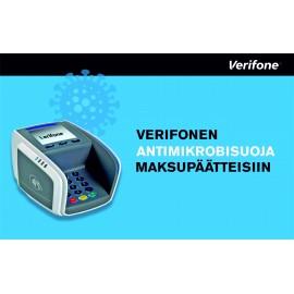 Mikrobisuoja maksupäätteelle 1-kerroksinen - Verifone-maksupäätteille