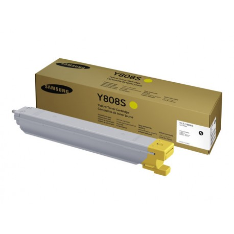 Samsung CLT-Y808S 20K Yellow Laserkasetti