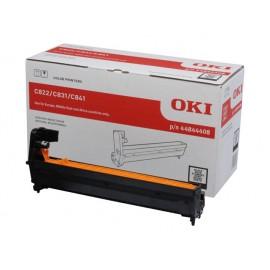 OKI C822/C831/C841 Musta 30K Rumpuyksikkö