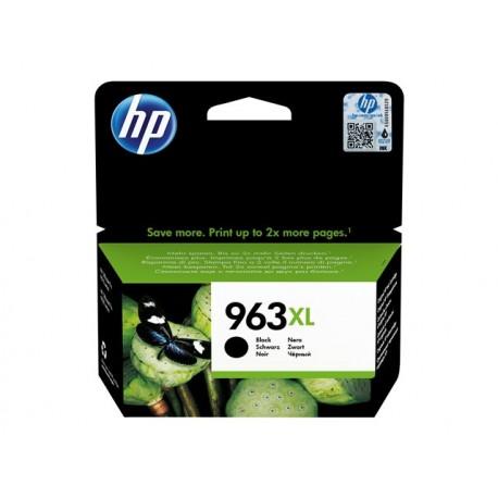 HP No 963XL Musta 2K Mustepatruuna
