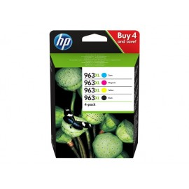 HP No 963XL Value Pack C/M/Y/K