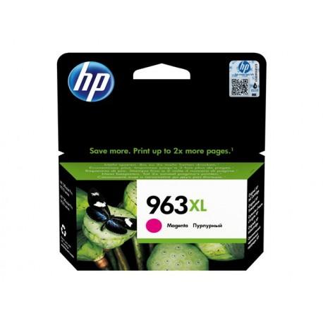 HP No 963XL Magenta 1,6K Mustepatruuna