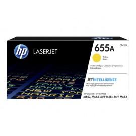 HP 655A Yellow 10,5K Laserkasetti (CF452A)