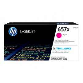 HP 657X Magenta 23K Laserkasetti (CF473X)