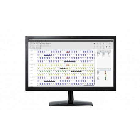 TimeMoto PC Software Plus Kulunvalvontaohjelmisto