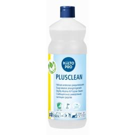 Kiilto PlusClean 1L Yleispuhdistusaine - kasvipohjainen ja biohajoava