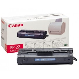 Canon EP-22 Musta Laserkasetti 2,5K