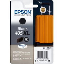 Epson 405XL Musta Mustepatruuna