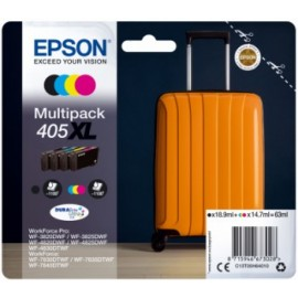 Epson 405XL Multipack BK/C/M/Y