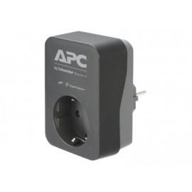 APC SurgeArrest 1 Outlet 230V ylijännitesuoja - suojaudu ukkosvaurioita vastaan