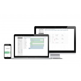 TimeMoto Cloud Plus Kulunvalvontaohjelmisto