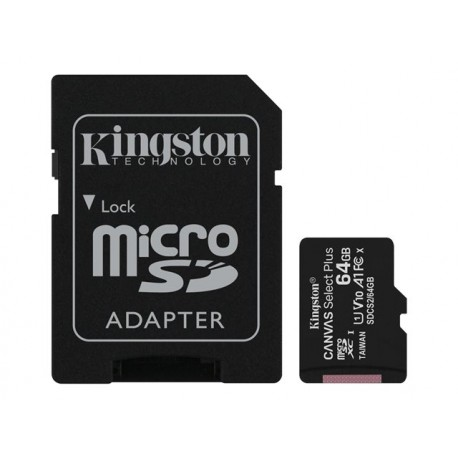 Kingston 64Gb micSDXC-muistikortti