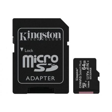 Kingston 64Gb micSDXC-muistikortti