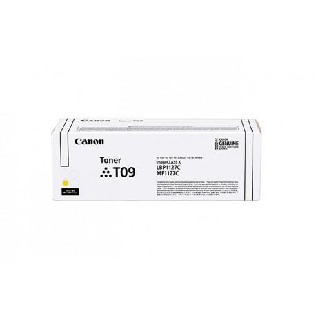 Canon T09 Yellow 5,9K Laserkasetti