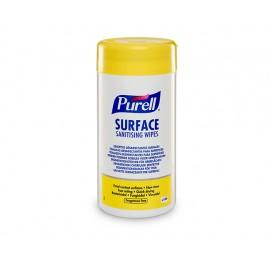 Puhdistusliina Purell /100kpl - edullinen desinfektiopyyhe konttoriin ja myymälään