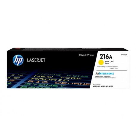 HP 216A Yellow 0,85K Laserkasetti (W2412A)
