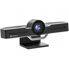 Sandberg ConfCam EPTZ 1080P HD Remote - helppokäyttöinen HD-tasoinen kamera ja mikrofoni