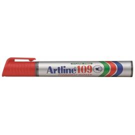 Huopakynä Artline 109 Punainen 4,5mm Viisto Muovirunko