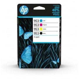 HP  No 953XL CMYK Value Pack Mustepatruuna