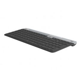 Logitech K380 Näppäimistö Slim Multi-Device Wireless Keyboard