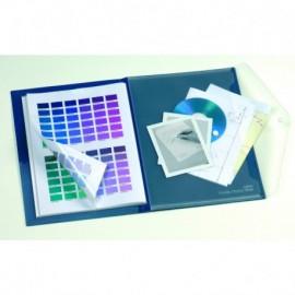 Taskukansio Snopake Polyfile Display book A4