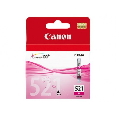 Canon CLI-521 väripatruuna magenta