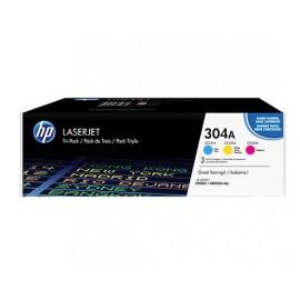 HP CF372AM 304A Laserkasetti 3-pack c/m/y 3x2.8k