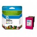 HP No 300XL Mustepatruuna 3-väri (CC644EE)
