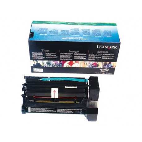 LEXMARK Toner Yellow c752, c760, c762 Prebate 6000pages