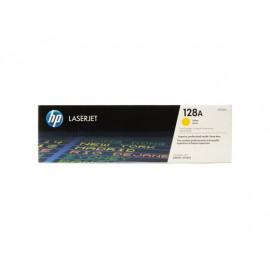 HP 128A CE322A Laserkasetti keltainen 1,3k