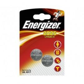 Energizer CR 2025 lithium paristo /2