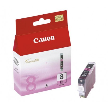 Canon CLI-8PM PhotoMagenta Mustepatruuna
