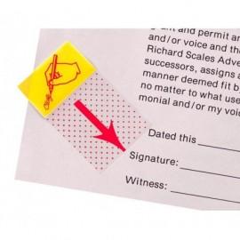 Post-It 680-31 Teippimerkki allekirjoitus *EOL*