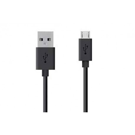 belkin micro usb cable black 2m