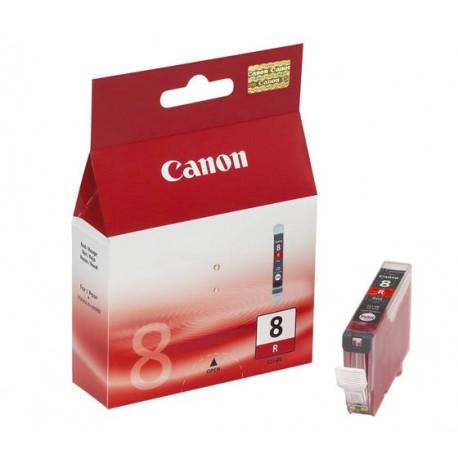 canon cli-8r väripatruuna red