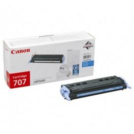 Canon 707 Laserkasetti cyan 2k