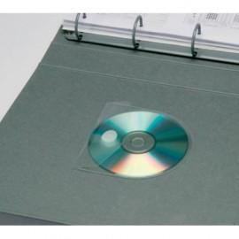 Kansion CD-tasku Probeco itseliimautuva läpällä /6kpl