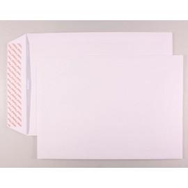 Kirjepussi KPB-4 AHST valkoinen 1000kpl/ltk