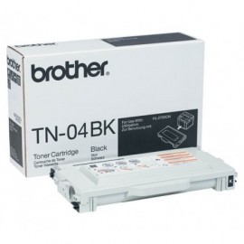 Brother TN-04Bk Laserkasetti musta 10k