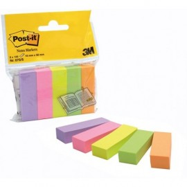 Post-It 670/5 Merkkilaput 15x50mm *EOL*