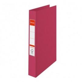 Rengaskansio Esselte A4 MR250 viininpunainen