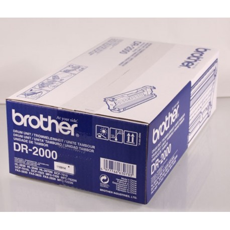 Brother DR-2000 HL-2030/HL-2040 rumpu