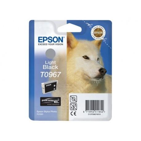 Epson T0967 Light Black Stylus R2880