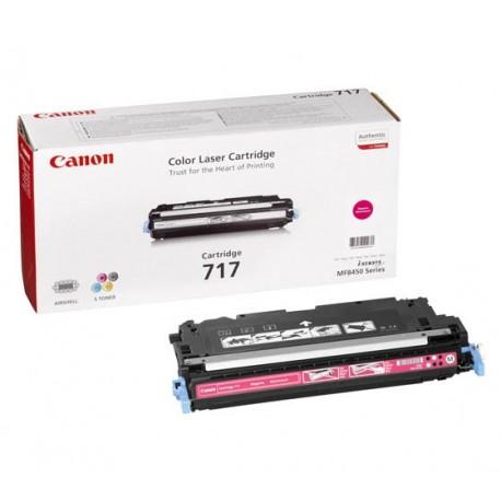 Canon 717 Laserkasetti magenta 4k