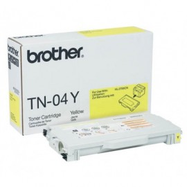 Brother TN-04Y Laserkasetti  yellow 6,6k