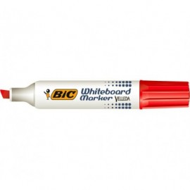 BIC Whiteboard marker 3,5-5,5mm punainen