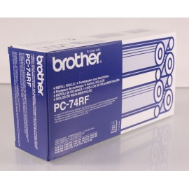 Brother PC-74 /4kpl (FAX T104/T106)
