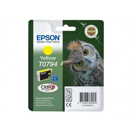 Epson T0794 photo 1400 yellow